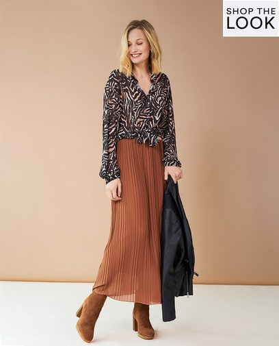 100% fashion + 100% comfort